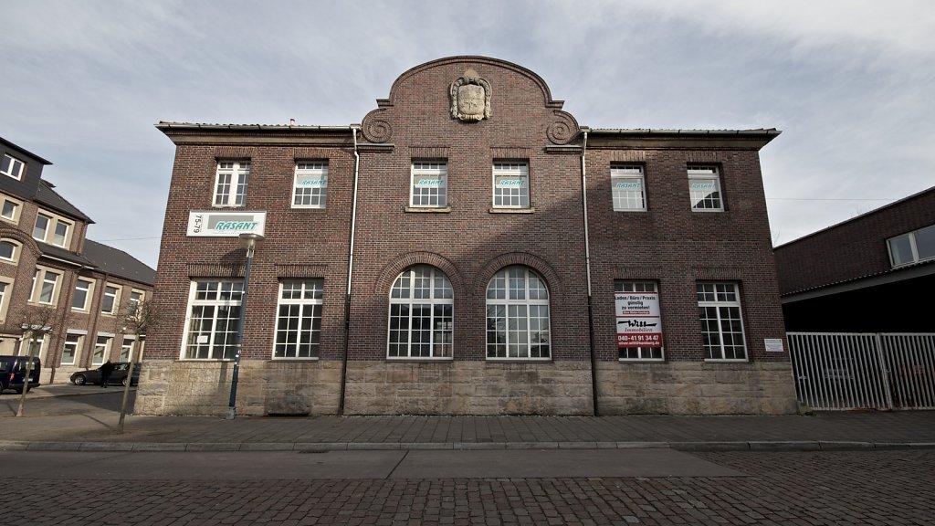 Altes Postamt Bremerhaven