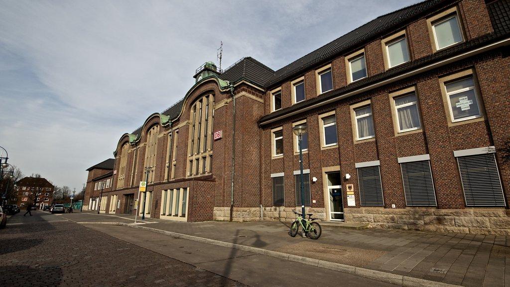 Bremerhaven Hauptbahnhof
