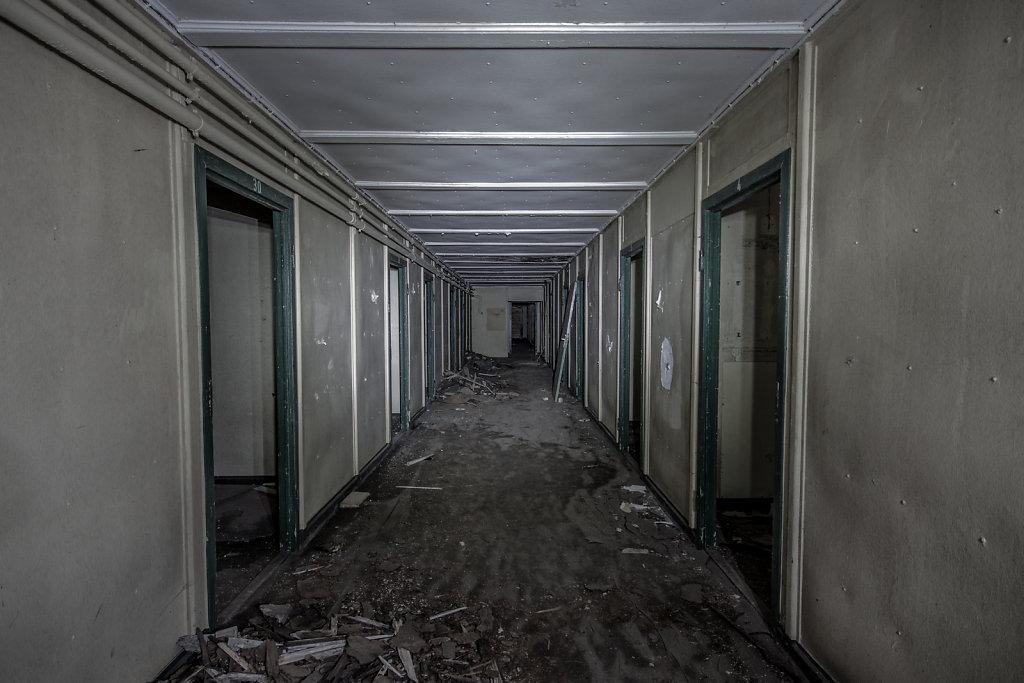 Ausweichkrankenhaus Drangstedt-Knüppelholz